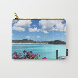 Caribbean Views Carry-All Pouch