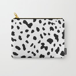 Dalmatian dog spot Carry-All Pouch