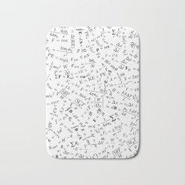 Equation Overload II Bath Mat