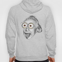 mixed einstein Hoody