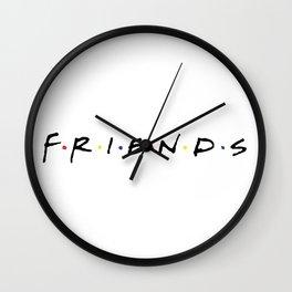 F.R.I.E.N.D.S Wall Clock
