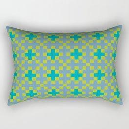 Aztlan Coatl Xōpantlah Rectangular Pillow