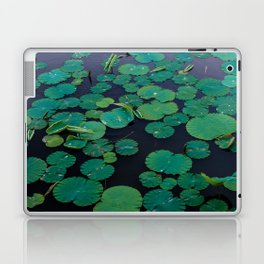 Temple Lilypond Laptop & iPad Skin