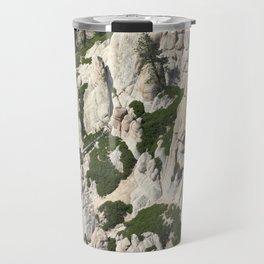 Rugged Sierras Travel Mug