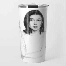 Joan Didion Travel Mug