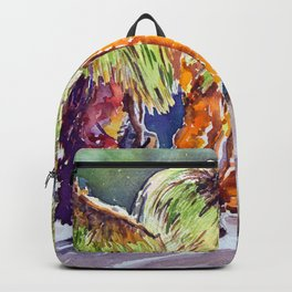 Make hay while the sun shines Backpack