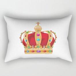 Crowning Rectangular Pillow