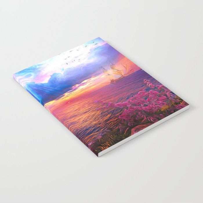Center of faith Notebook