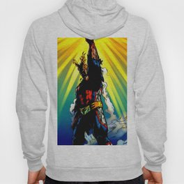 THE SYMBOL OF PEACE - ALL MIGHT Hoody