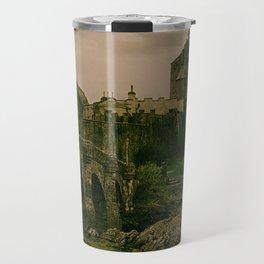 Eilean Donan Castle, Kyle of Lochalsh, Scotland Travel Mug