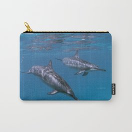 Dolphin swim by Carry-All Pouch