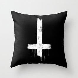 Indignus Throw Pillow