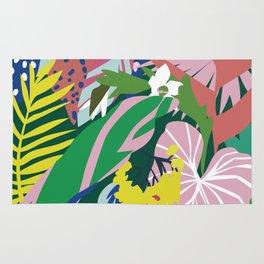 Lush Jungle Rug