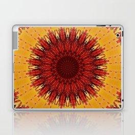 KALEIDOSCOPIC FALL Laptop & iPad Skin