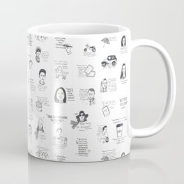 Gilmore Girls quotes Coffee Mug
