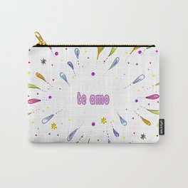 Te Amo Mi Amor Carry-All Pouch