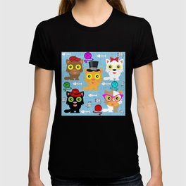 Cat's Meow T-shirt
