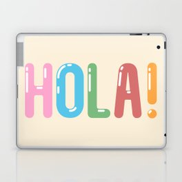 Hola! Laptop & iPad Skin