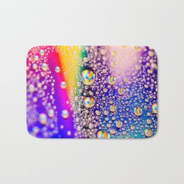 Lisa Frank's Happy Tears Bath Mat