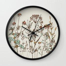 Wild ones Wall Clock