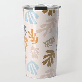 Seaweeds and sand Travel Mug