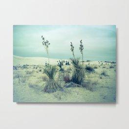 White Sands, New Mexico - WSNM01 Metal Print