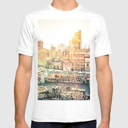 New York City Graffiti T-shirt