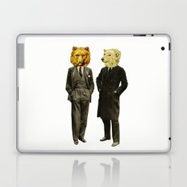 The Likely Lads Laptop & iPad Skin