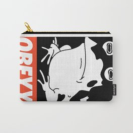 Obey Hypno Toad! Carry-All Pouch
