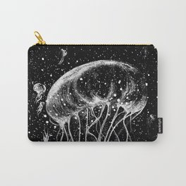 Life of a Jellyfish Carry-All Pouch