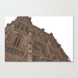 14. Strasbourg Canvas Print