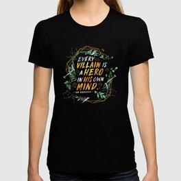 Every villain T-shirt