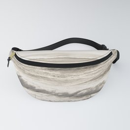 Windswept Waves Fanny Pack