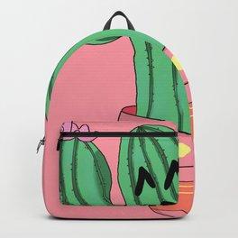 like a cactus Backpack