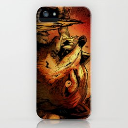 ROTTING EARTH iPhone Case