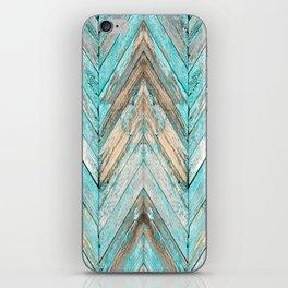 Wood Texture 1 iPhone Skin