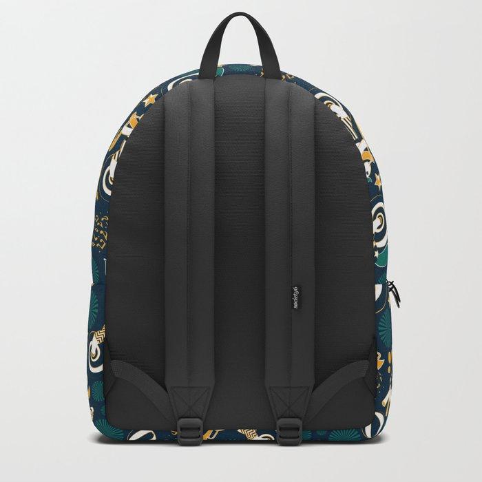 Equestrian modern circus Backpack