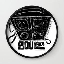 2013 SOUL BOX (DEMO MAKER) Wall Clock
