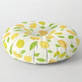 Citrus Floor Pillow