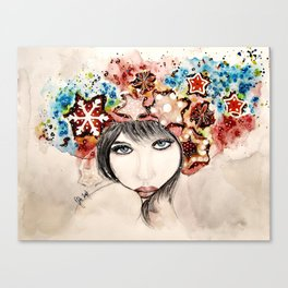 """""""Fairytale"""" Canvas Print"""