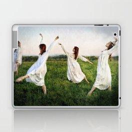 Rain Dances Laptop & iPad Skin
