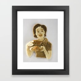 Bon Appetit Framed Art Print