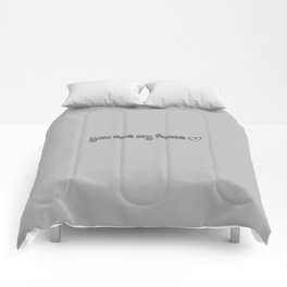 my home Comforters