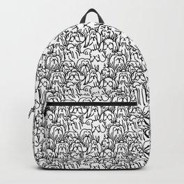 Oh Shih Tzu Backpack