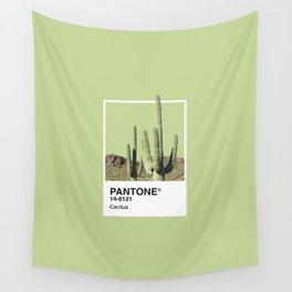 Pantone Series – Cactus Wall Tapestry