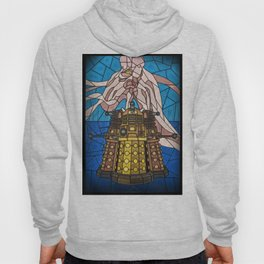 Dalek stained glass Hoody