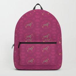 PINK MANDALA WEIM MULTI Backpack