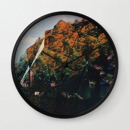 HĖDRON Wall Clock