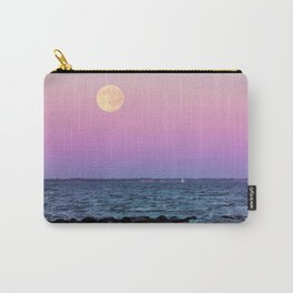 Full Moon on Blue Hour Carry-All Pouch