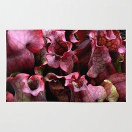 Carnivorous plant #1 Rug